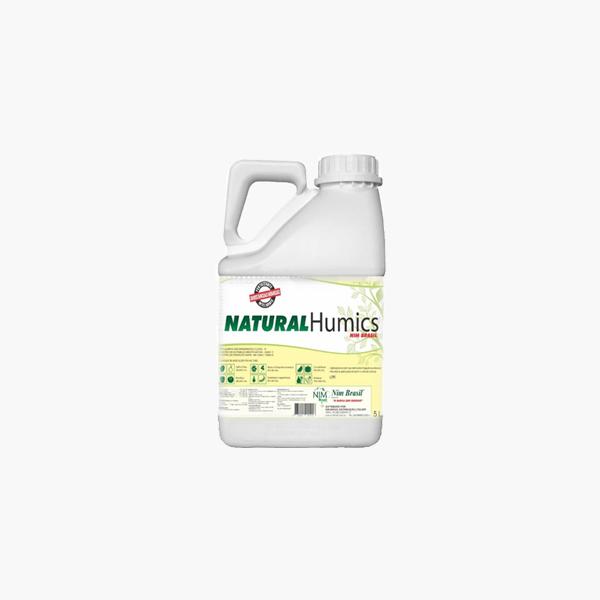 Natural Humics Nim Brasil 5 Litros